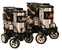 AaLadin Portable Pressure Washers, 13-14 Series Pair