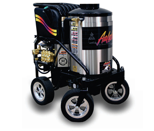 Aaladin | Portable Pressure Washers on