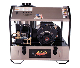 Aaladin Self Contained Pressure Washers