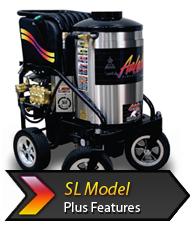 Aaladin Portable Pressure Washers